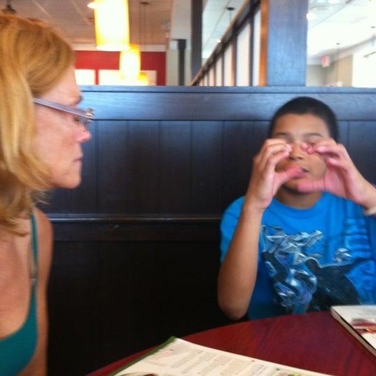 Photo taken at Bob Evans Restaurant by Brian S. on 9/8/2012
