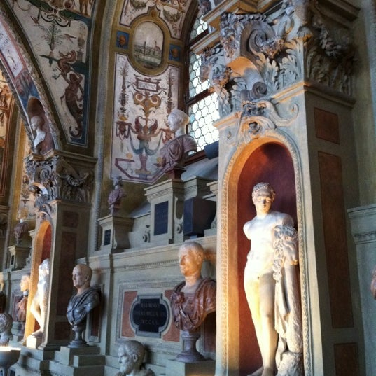 Photo taken at Residenz by JY H. on 4/12/2012