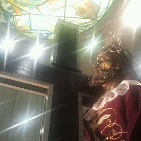 Photo taken at Sto. Niño de Paz Community Chapel by Orlando Royce R. on 3/10/2012