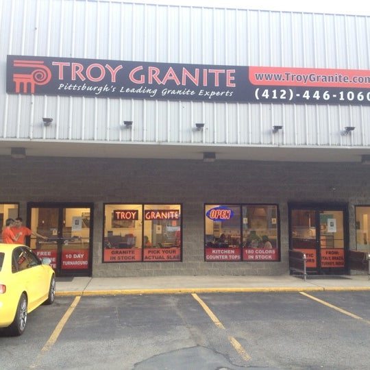 Photo Taken At Troy Granite By H G On 6 10 2017