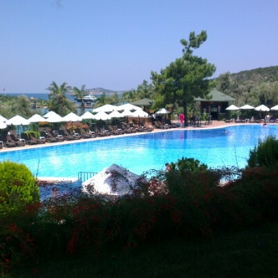 6/22/2012 tarihinde Zafer D.ziyaretçi tarafından Rixos Premium Bodrum'de çekilen fotoğraf