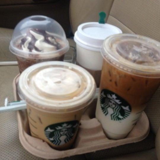 Photo taken at Starbucks by Adrian C. on 5/10/2012