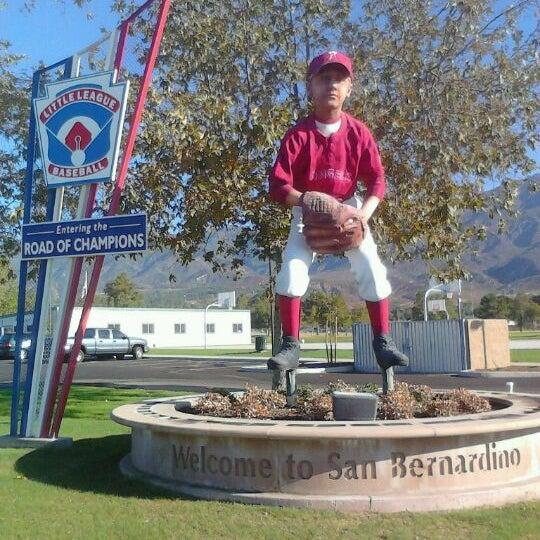 Photo taken at Little League Baseball Western Regional HQ by Juanita W. on 9/21/2011