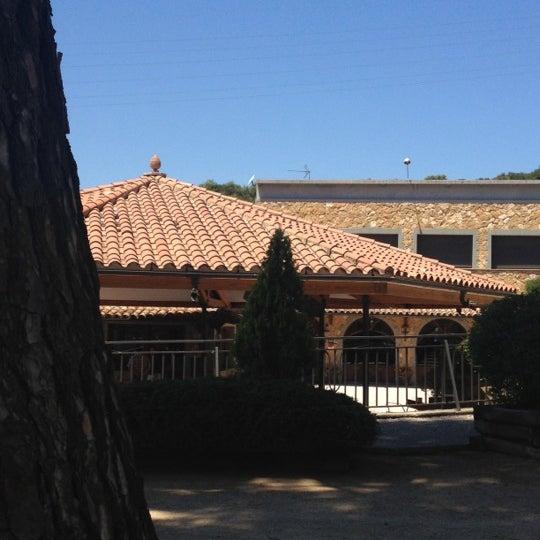 Foto tomada en Can Piqué por Sandra M. el 7/25/2012