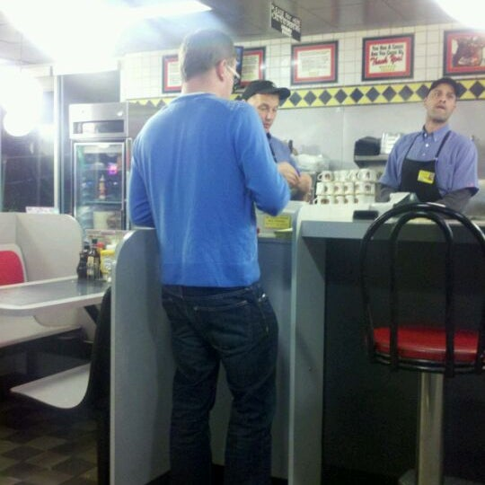 Photo taken at Waffle House by Tony K. on 11/25/2011