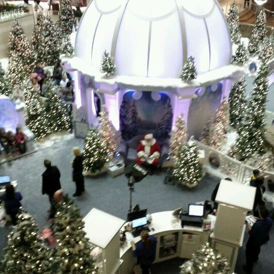 Photo taken at Woodfield Mall by Christine K. on 12/3/2011