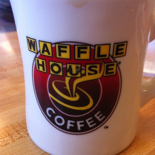 Photo taken at Waffle House by Christopher P. on 4/26/2012