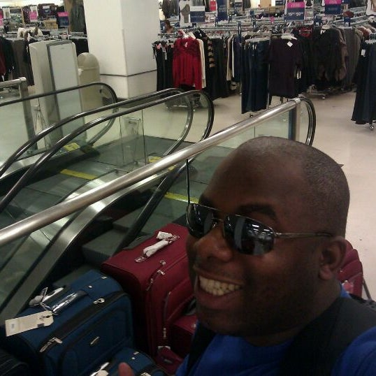 Photo taken at Marshalls by Nick T. on 10/11/2011