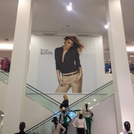 Photo taken at H&M by Joachim O. on 2/10/2012