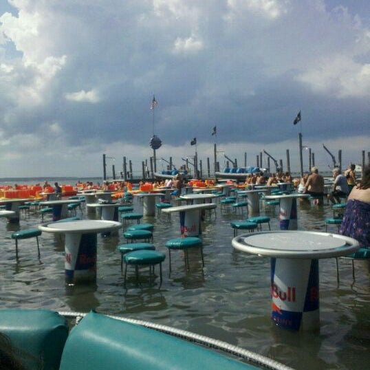 Photo taken at Seacrets Jamaica USA by Stephanie C. on 8/15/2011
