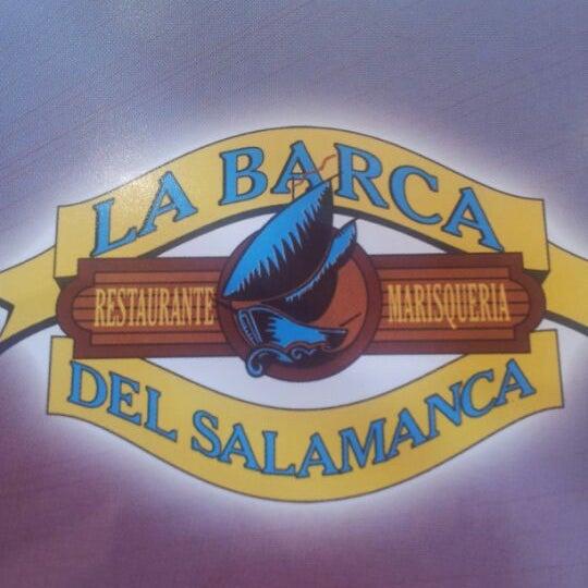 Foto tomada en La Barca del Salamanca por Javier d. el 12/28/2011