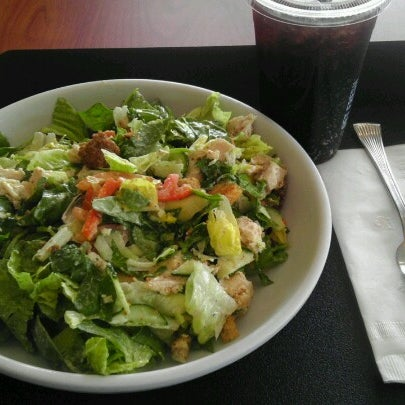 Photo taken at The Big Salad by Brad L. on 6/16/2012