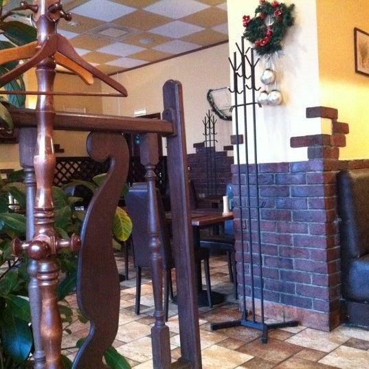 รูปภาพถ่ายที่ Панчо пицца โดย Сергей К. เมื่อ 11/29/2011