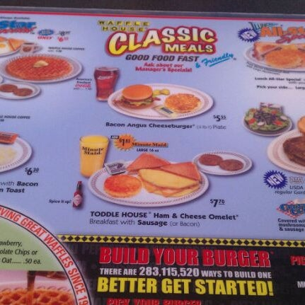 Photo taken at Waffle House by Chris on 9/4/2011