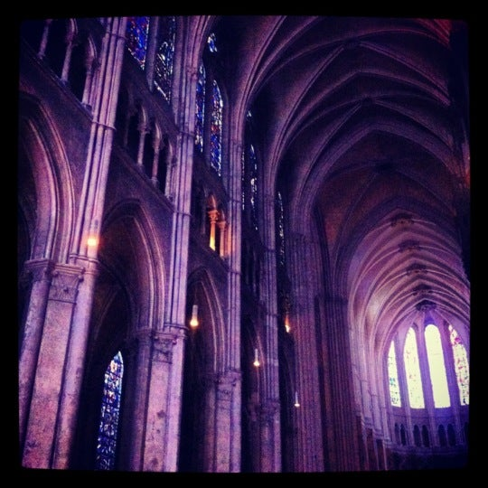 Photo taken at Cathedral Basilica of Our Lady by Julia A. on 9/9/2012