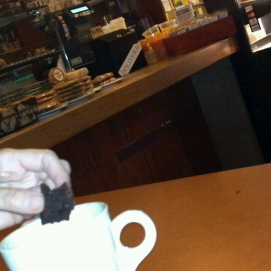 """Photo taken at Cup-A-Joe Coffee House by Noam """"N.G."""" G. on 8/21/2012"""
