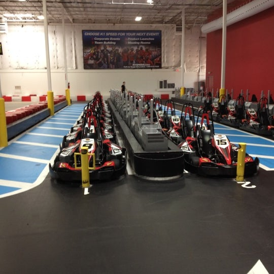 Established in K1 Speed opened its first location in in Carlsbad CA. Now we are one of the premier karting companies in America. With kart racing centers in Southern and Northern California, Seattle, Fort Lauderdale, Phoenix, Texas and several more facilities planned for the near future, K1 Speed brings the thrill and excitement of indoor karting to a large audience.3/5().