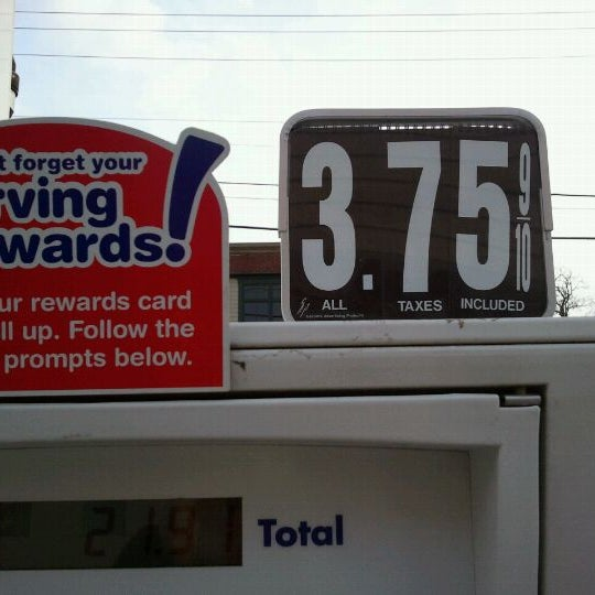 photo taken at circle k by tom a on 2252012 - Www Circlek Com Rewards Card Registration