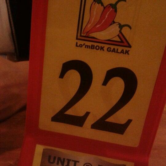 9/2/2012에 ahmad r.님이 Lombok Galak에서 찍은 사진
