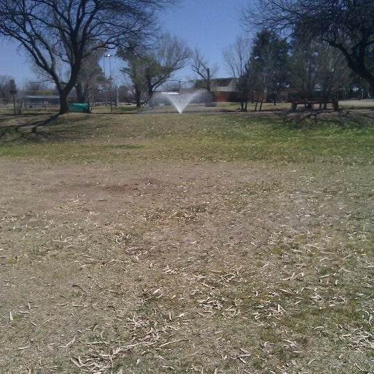 Photo taken at Ft Lowell Park by Leslie J. on 3/23/2011