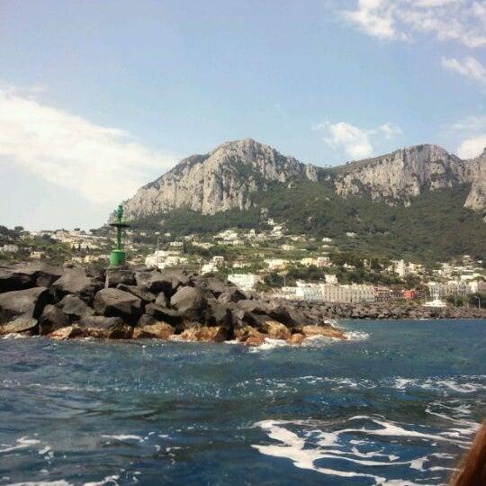 Foto scattata a Marina Grande da Kumiko S. il 7/12/2012