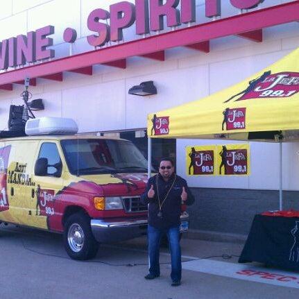 Photo prise au Spec's par Jesse Lopez E. le1/21/2012