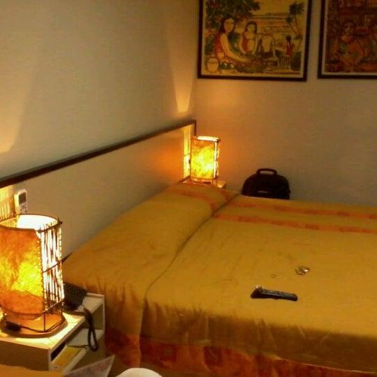 Foto tirada no(a) Atlântico Praia Hotel por Aderson M. em 11/6/2011