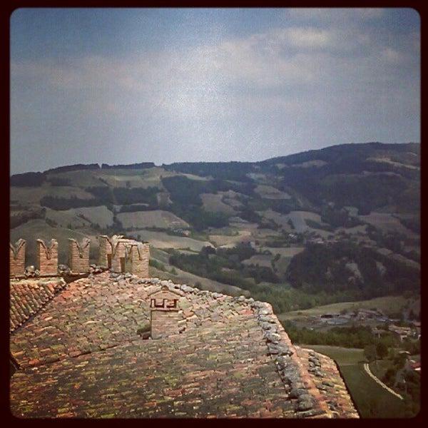 Foto scattata a Castello di Zavattarello da Angelo P. il 8/15/2012
