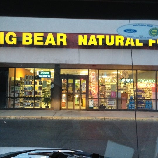Big Bear Natural Foods Morrisville Pa