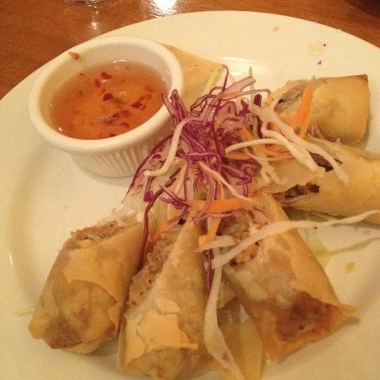 Yai Thai Food Menu