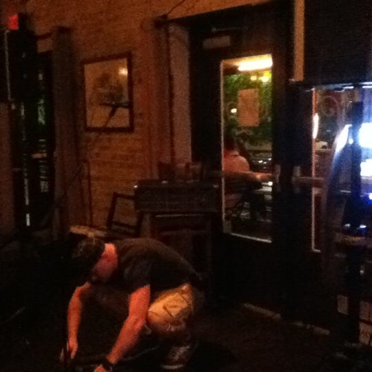 Photo taken at Joel Lane's Public House by Russ T. on 4/11/2012