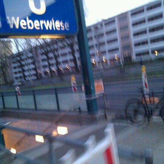 Photo taken at U Weberwiese by bnz on 12/11/2011