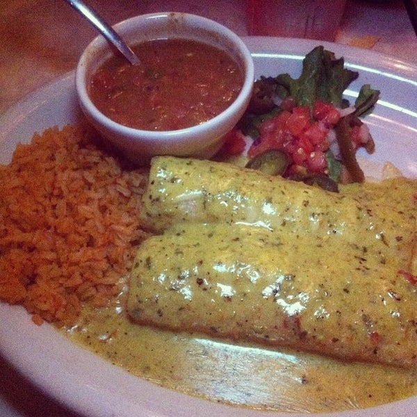 Photo taken at Chuy's by Anna S. on 3/7/2012