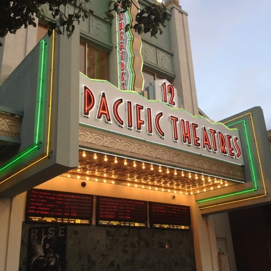 "Photo taken at Pacific Theaters Culver Stadium 12 by Shannon ""Nerdmaid"" G. on 6/3/2012"