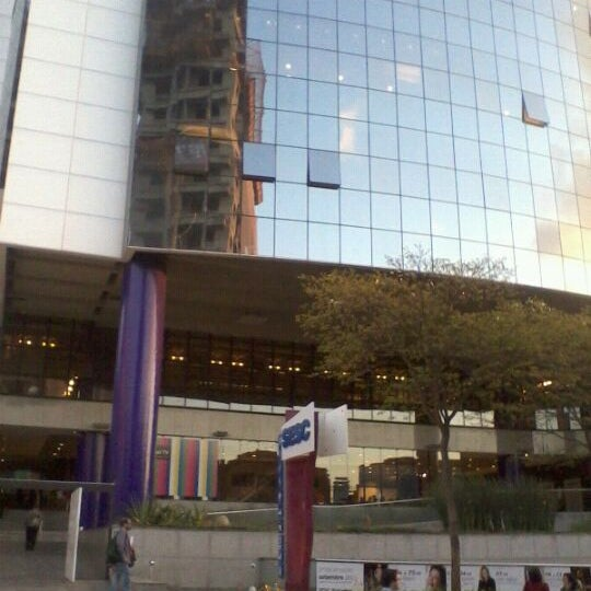 Photo taken at SESC Pinheiros by Eduardo S. on 9/1/2011