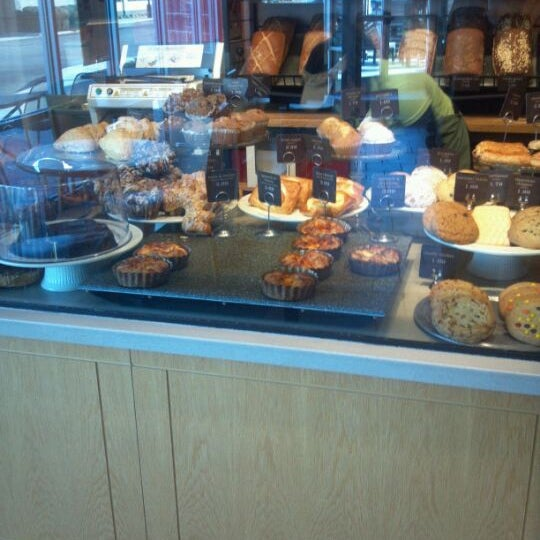Photo taken at Panera Bread by MR'new M. on 1/4/2012