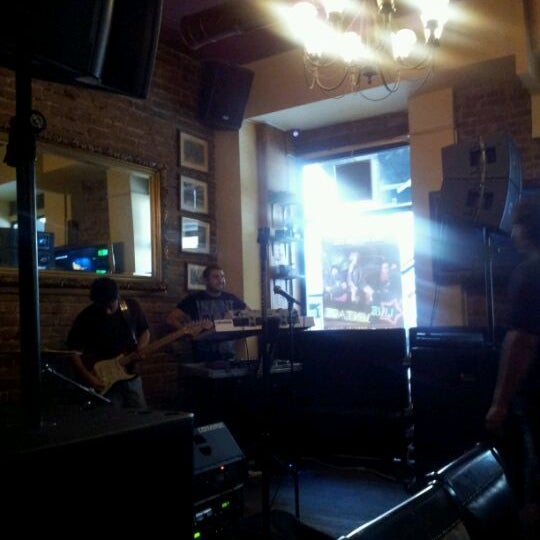 Photo taken at The Vintage Pub by Florin G. on 9/22/2011