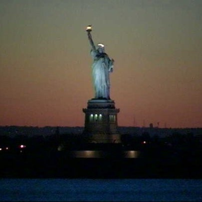 I have no words ....Lady Liberty .... Wonderful.