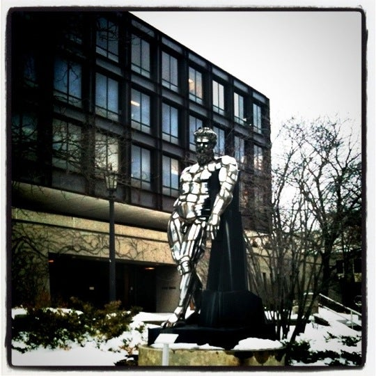 Photo taken at Cornell University by Daniel S. on 1/31/2011