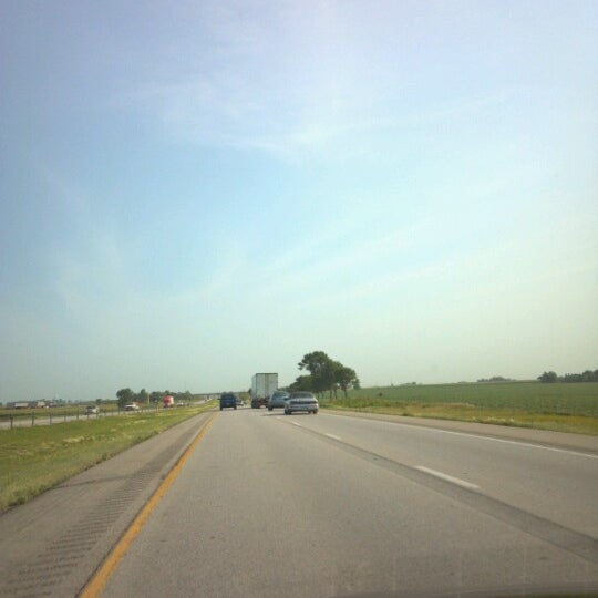 Photo taken at I-35 by Janell B. on 7/6/2012
