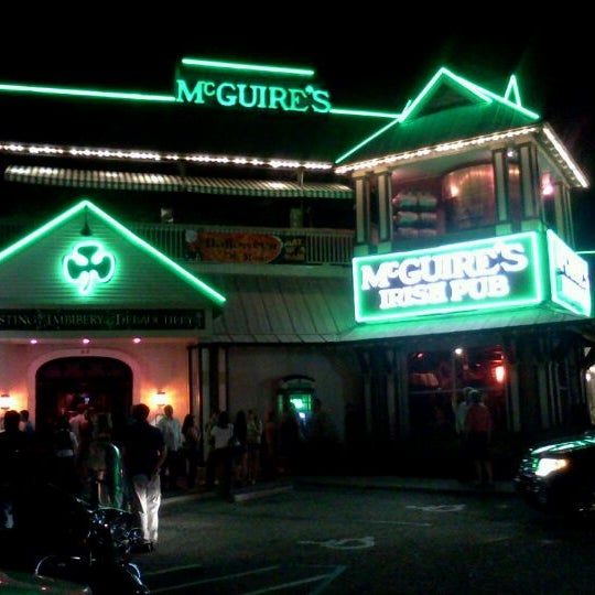 McGuire's Irish Pub of Destin - Destin Harbor - 194 tips ...