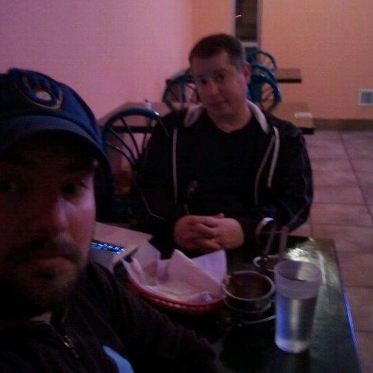 Photo taken at Taquería Guadalajara by Ryan H. on 11/1/2011