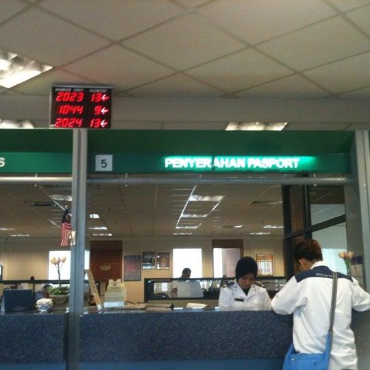 Photo taken at Jabatan Imigresen Malaysia by Ahmad F. on 1/25/2011