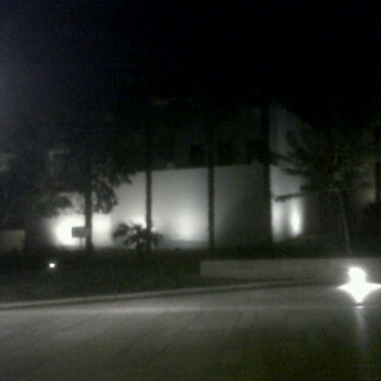 Photo taken at Auditorio Picasso by Carlos Ismael S. on 2/9/2012