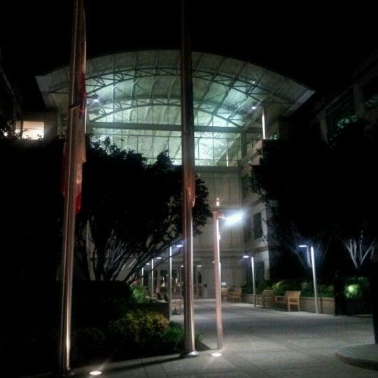 Photo taken at Apple Inc. by Sahas K. on 10/8/2011