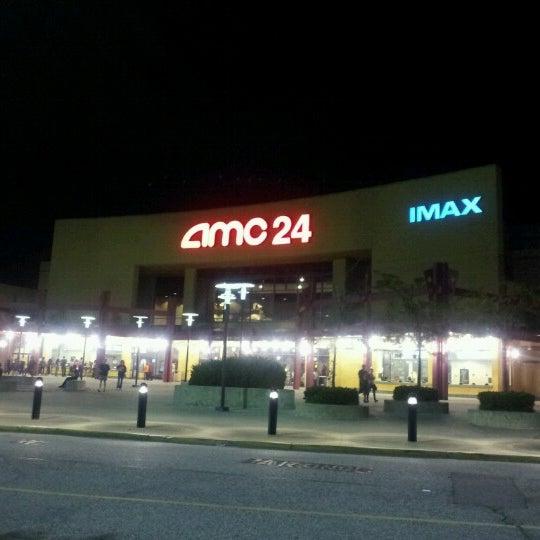 Photo taken at AMC Hampton Towne Centre 24 by Mindi C. on 8/19/2012