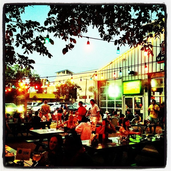 Photo taken at Katy Trail Ice House by Craig F. on 7/20/2012
