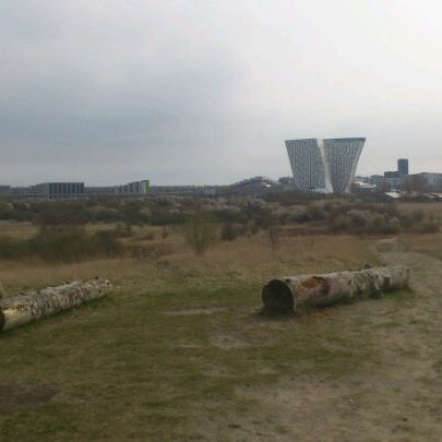 Photo taken at Amager Fælled by Martin T. on 4/15/2012