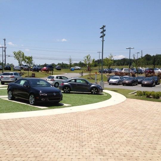 gunther volkswagen auto dealership  buford