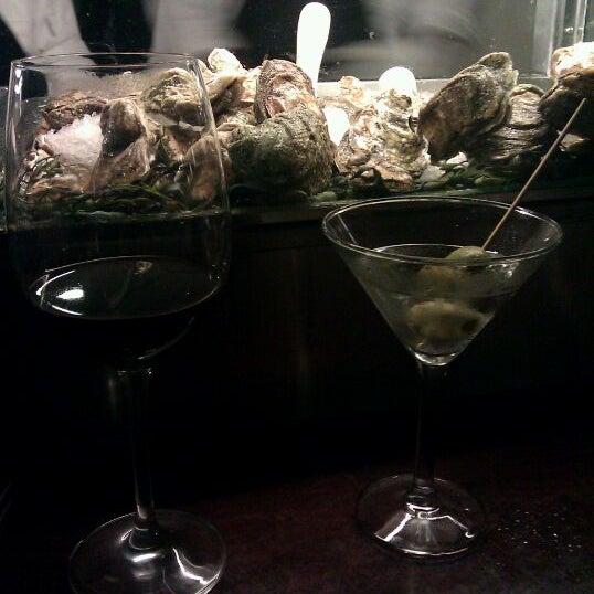 Photo taken at Timpano Italian Chop House by Jaime K. on 2/15/2012